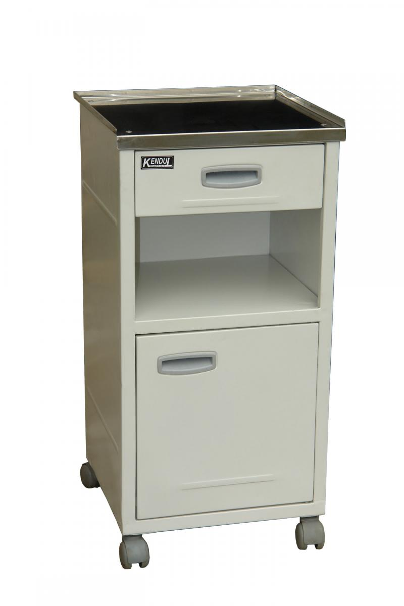 Locker Bedside Table: Medrent Hospital Instruments Services